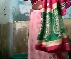 Indian desi village aunty irrigation punch-line chapter