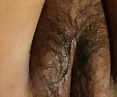 My tight indian wet racy vagina possessions fucked
