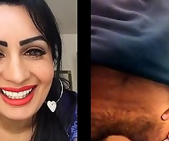X-rated indian made me cum later on