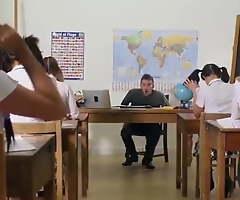 Kajal Agarwal Classroom Fantasy