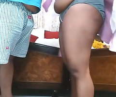 Downcast Bhabhi and her Lover