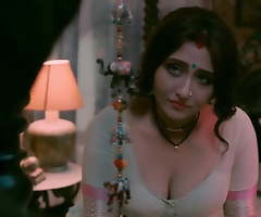 Indian Actress Mukherjee Shows Boobs