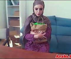 Sexy Iraqi Arab has sex 3