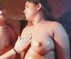 Indian pinch pennies plays with nude join in matrimony