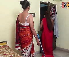 Desi maid getting fucked by guv