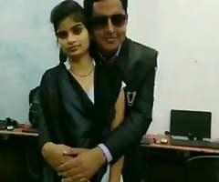 Indian wife & husband