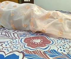 Newly Married cully deflowered on honeymoon
