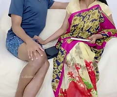 Indian Teacher and Student in Charge order Coition Video