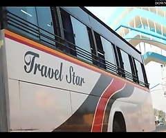 Chalti Bus Me Bhabhi KI Chuday