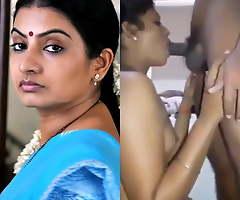 Tamil Aunty's Blowjob Fantasy