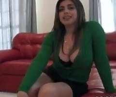 Unsatisfied NRI housewife alluring chubby white dick. Full cuckold