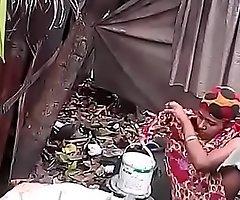 Bhabhi Dressing after Unsoiled