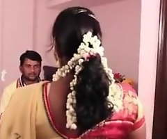 First Night Scene of Married Indian Couple – Desi Latest Movie