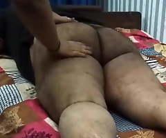 Indian rub down parlour handjob