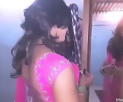 Indian crossdresser Riya