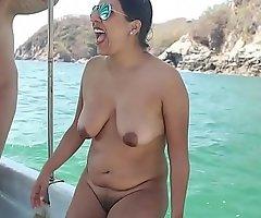 Indian birth naturist woman convenient lido