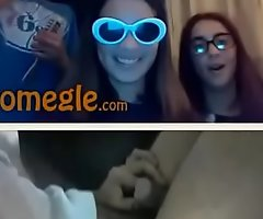 Beauties laughing elbow my secretive cock omegle sph