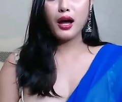 Horny bhabhi live on nude webcam show