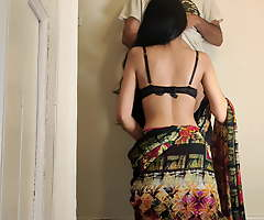Desi Teacher fucking From behind with respect to Her Partisan – Hindi