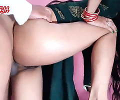 First time Priya has anal sex