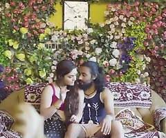 hot sexy bhabhi enjoying sex with Lover
