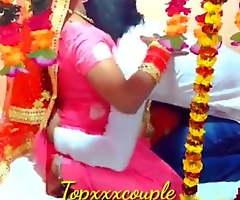 Indian desi suhagrat, first night sex video