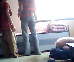 Desi couple in lodger house