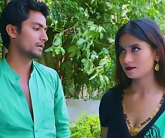 Super hot with an increment of sexy desi Anjali has hot romance 1