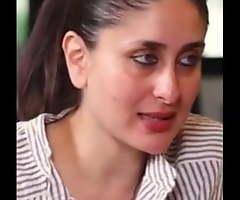 Kareena Kapoor Khan, kinky making love fantasy. Comment for part 2