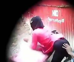 Indian Swain gender in park