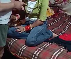 Indian hot motion picture sali ko Bibi banaker choda