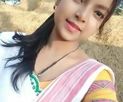Assamese gf in like manner her nude body