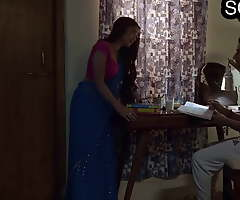 Girl-drool and juicy desi bhabhi fucked