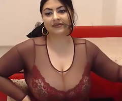 Indian with obese jugs