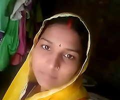 Horny Bihari Bhabhi Exposing Say no to Aloof Body Parts