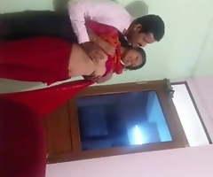 Boss Seduces his office girl