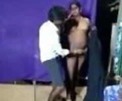 Telugu naked dance