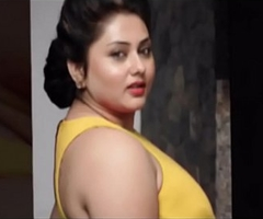 Namitha Huge Boobs &amp_ Cleavage