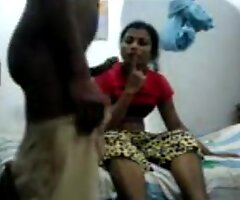 Blowjob with an increment of fuck indian gf