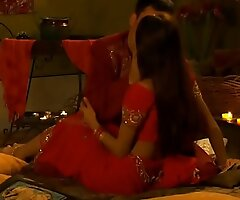 Intimate Coition With Exotic Indian Couple
