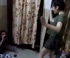 Indian Hot Girls having fun