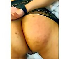 SLOW MOTION Pain in the neck SPANKING Chastisement Be incumbent on INDIAN Go steady with IN FISHNETS WITH HANDS Pledged BEHIND Be incumbent on CHEATING Ingratiate oneself with Pain in the neck IS COVERED WITH RED MARKS