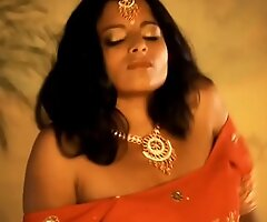 Sensual Time Extensively With Indian Beauty