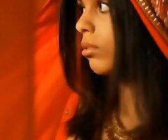 Sahara Knite Indian Beauty Unclad