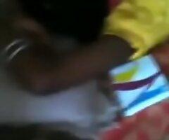 Desi sleeping tamil mom part 1