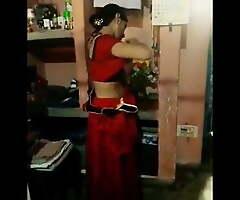 Village aunty ke sath mera pre-eminent time