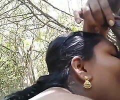 Tamil wife Blowjob