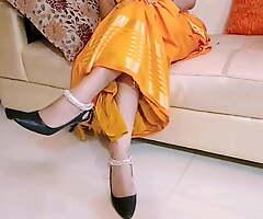 Indian Mistress convenient Home