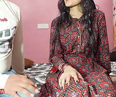 Best Indian teen college sex nearly superficial Hindi audio