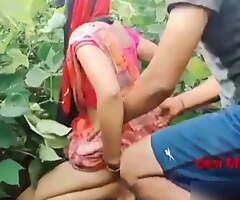 Bhabhi KO khet me choda